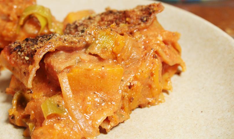 blog,animal,sensible,lasagnes,courges,cherry,pepper,légume,veggie,vegan
