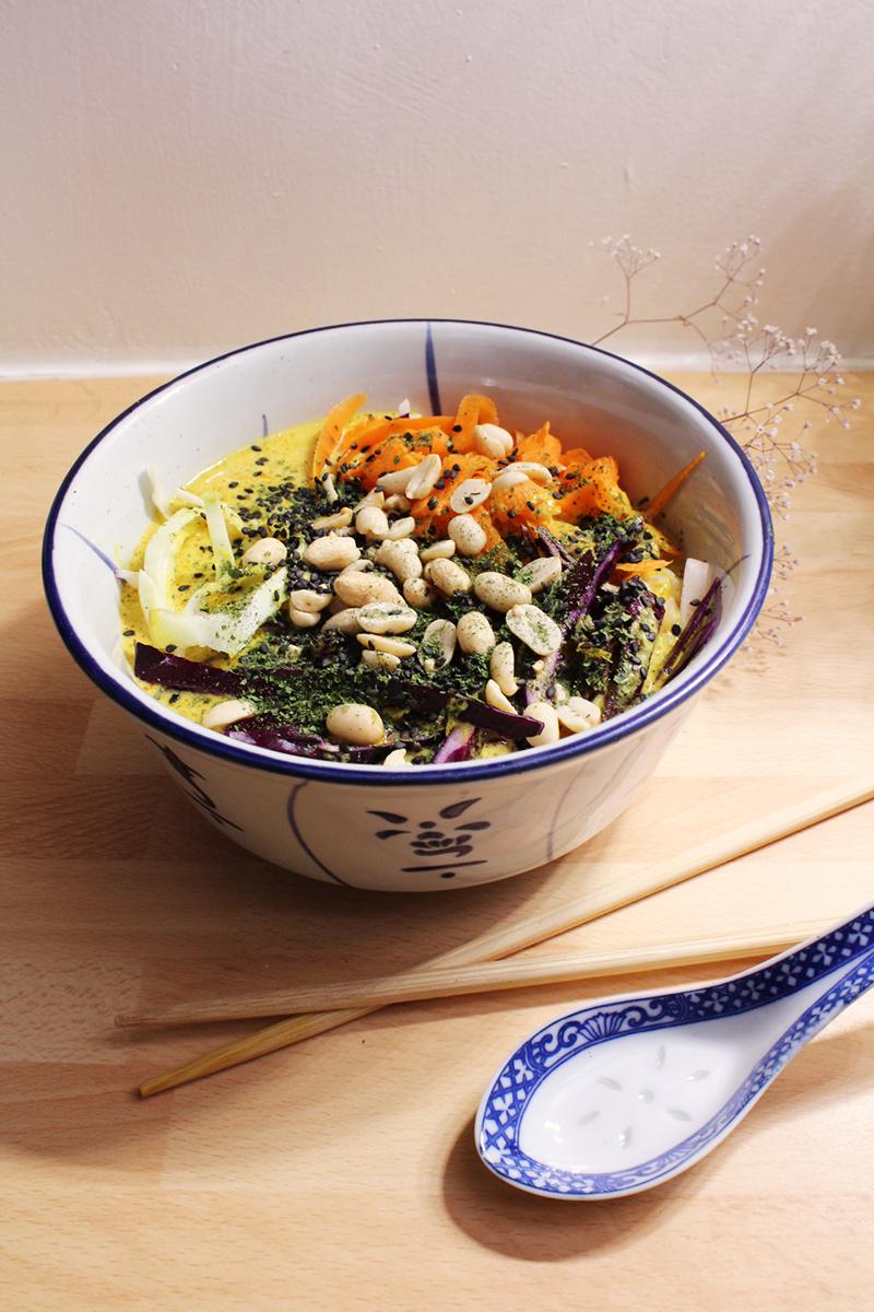animal,sensible,cuillières,blog,instagram,soupe,mee,ka,tee,mikati,mi,khati,laos,vegan,végétalien,végane,légumes,riz,épic