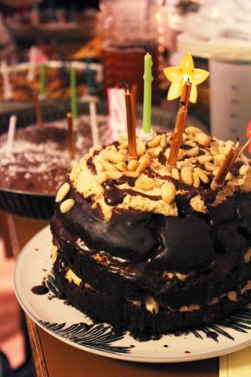 blog,animal,crème,gâteau,sensible,chocolat,cacahuète,recette,gluten,vegan,sweet,sour,marie,décadent,anniversaire