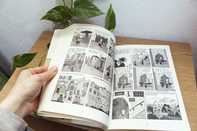 insta,blog,animal,delisle,jerusalem,livre,bd,guy,israel,artiste,lecture,vie,histoire