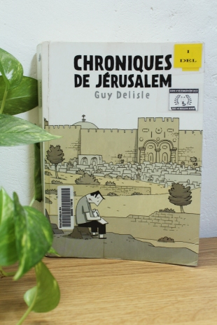 insta,témoignage,blog,animal,delisle,jerusalem,livre,bd,guy,israel,artiste,lecture,vie,histoire