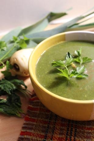 animal,sensible,poireaux,table,blog,soupe,épinard,panais,pomme,terre,persil,légumes,automne,manger,vegan