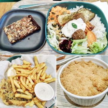 animal,sensible,blog,éthiquete,brownie,vegan,veganisme,dessert,manger,nantes,végétalien,repas,tofish,frites,bowl,crumble