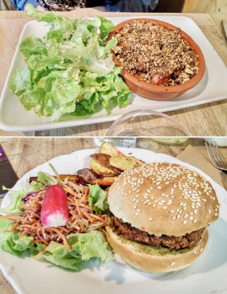 animal,sensible,blog,chacha,repas,vegan,veganisme,manger,nantes,végétalien,repas,crumble,burger