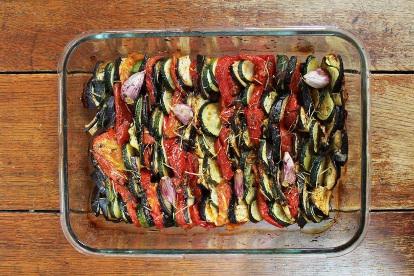 animal,sensible,blog,courgettes,tian,recette,vegan,végétalisme,végétal,été,légumes,soleil,recette