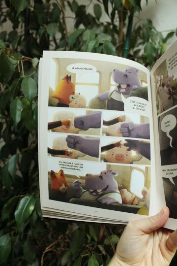 animal,sensible,blog,insta,extrait,livre,veilleur,brumes,kondo,tsutsumi,bd,bande,dessinée,chouettes