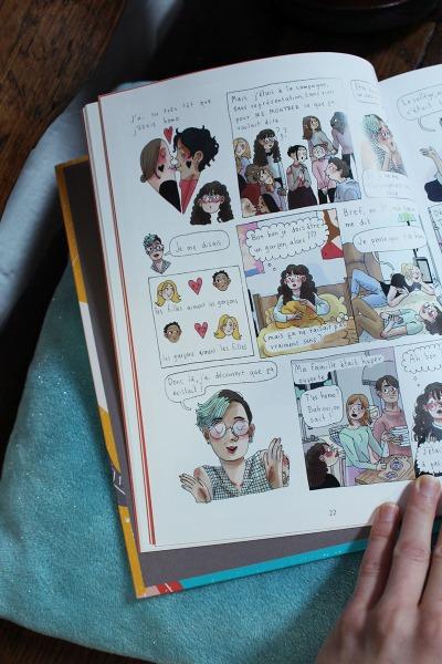 animal,sensible,livre,bd,bande,dessinée,lecture,corps,extrait,cher,bordier,léa,féministe