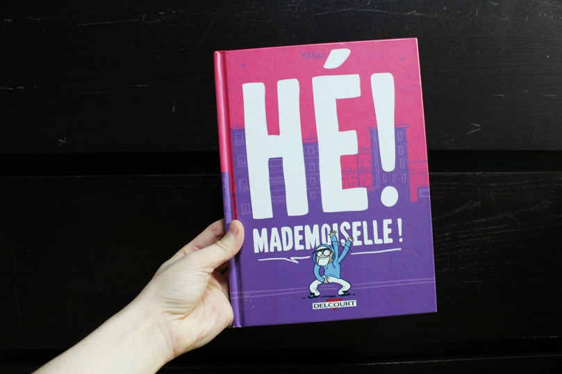 animal,sensible,livre,bd,bande,dessinée,lecture,mademoiselle,sexisme,yatuu,pas,féministe